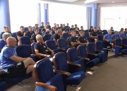 Черноморец презентовал новичков