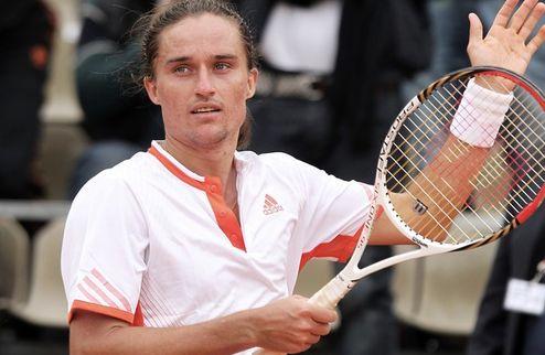 Долгополов успешно начал защиту титула в Умаге
