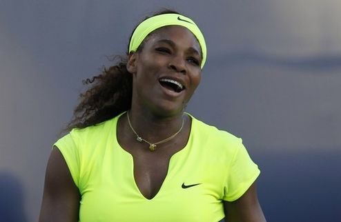 Стэнфорд (WTA). С. Уильямс налегке вышла в полуфинал