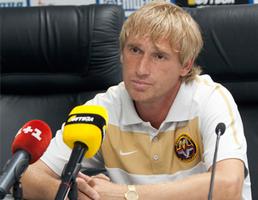 """Лучкевич: """"Голевые моменты создавали как мы, так и соперник"""""""