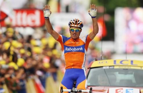 Тур де Франс. Гвозди не помешали Санчесу