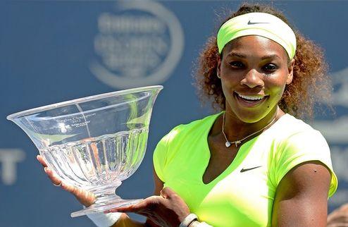 Стэнфорд (WTA). С. Уильямс уверенно берет чемпионство