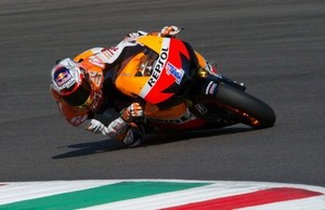 """MotoGP. Стоунер: """"Мог побороться за третье место"""""""