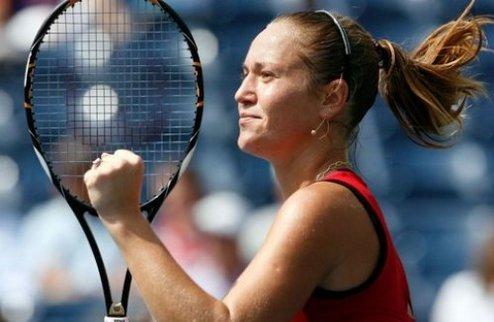 Екатерина Бондаренко пробилась во второй раунд в Баштаде
