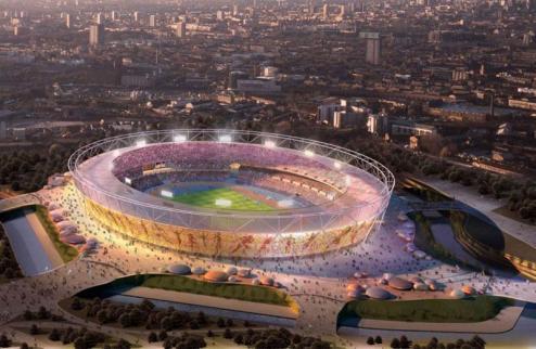 Олимпийский стадион Лондона будет принимать этапы Формулы-1?
