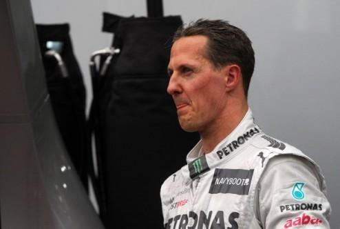 """Формула-1. Шумахер: """"Придет время, и я приму решение о своей карьере"""""""