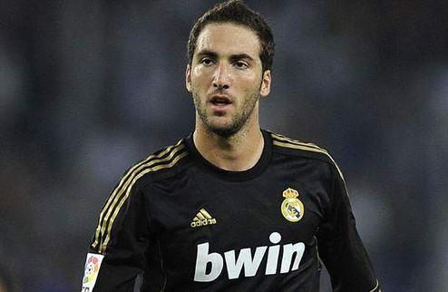 Моуриньо убедил Игуаина остаться в Реале