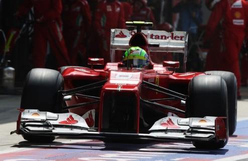 Формула-1. Масса хочет войти в пятерку лучших