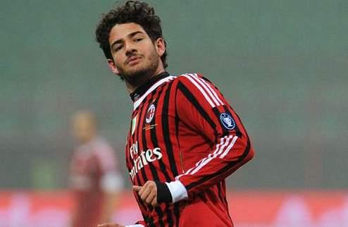 Пато не покинет Милан