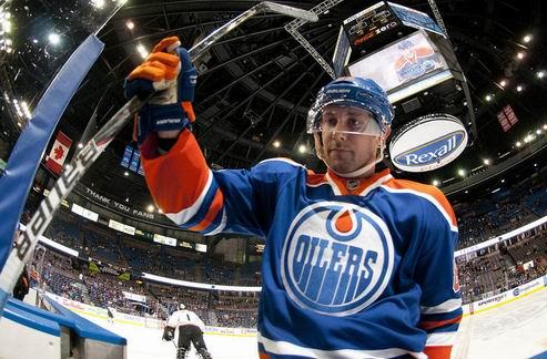 НХЛ. Ганье остается в Эдмонтоне