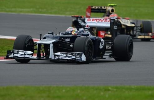 Формула-1. Гран-при Германии. Мальдонадо — быстрейший во второй практике