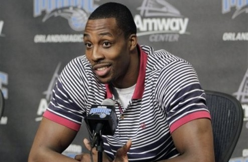 НБА. Ховард не продлит контракт ни с кем