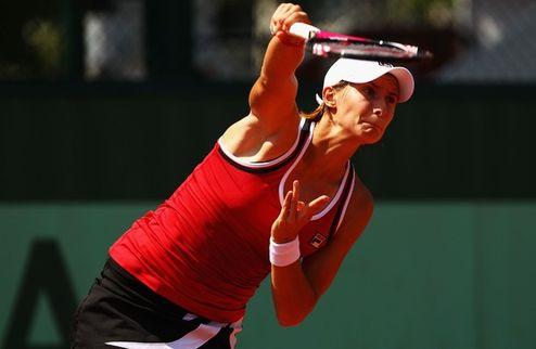 Баштад (WTA). Бартель стала очередной жертвой Герцог