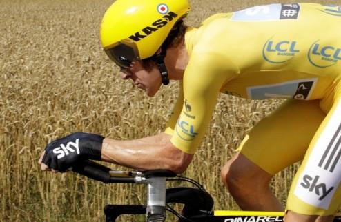 Брэдли Виггинс – победитель Тур де Франс!