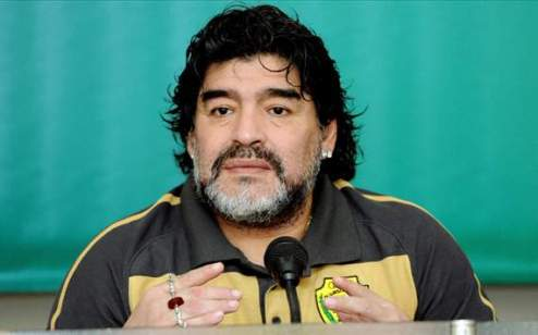 Марадона: Роналду никогда не достигнет уровня Месси