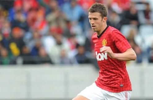 Каррик вернется в сборную Англии?