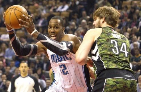 """НБА. Орландо """"сворачивает"""" переговоры по обмену Ховарда"""
