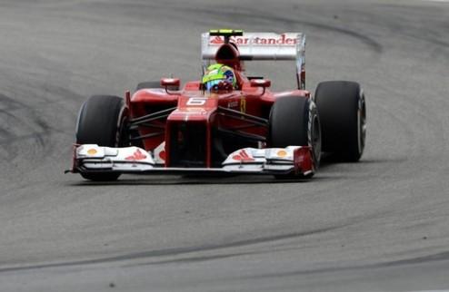Формула-1. Доменикали поддерживает Массу