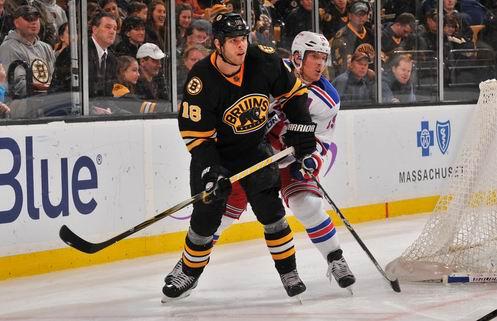 НХЛ. Бостон: Хортону разрешили контактные тренировки