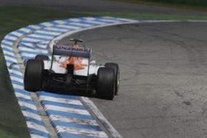 Формула-1. Форс Индия: в Венгрии будет сложно