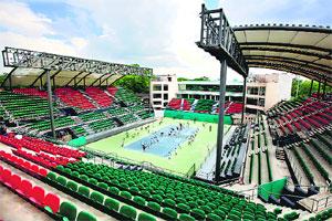 WTA проведет турнир в Дели