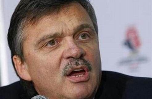 Фазель переизбран на пост президента IIHF