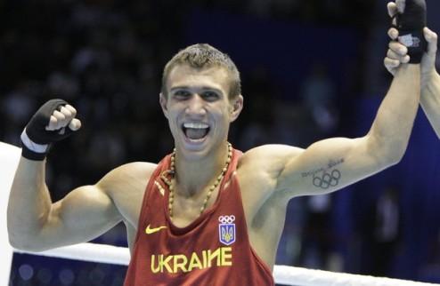 Ломаченко собирается податься в профи после Олимпиады