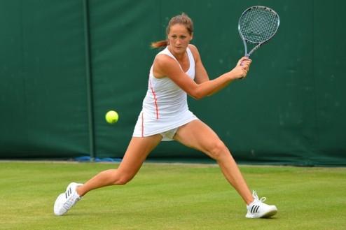 Баку (WTA). Известны полуфиналистки турнира