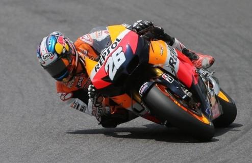 MotoGP. Гран-при США. Педроса — быстрейший в первой практике