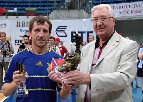 Футзал. Украинцы — чемпионы мира среди полицейских