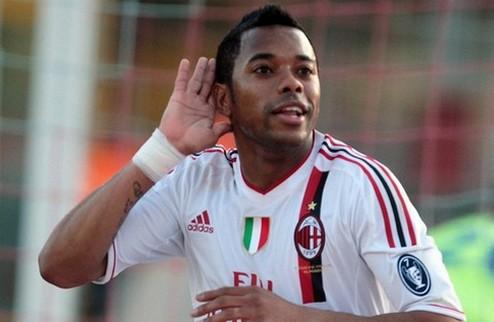 """Робиньо: """"Не планирую покидать Милан"""""""