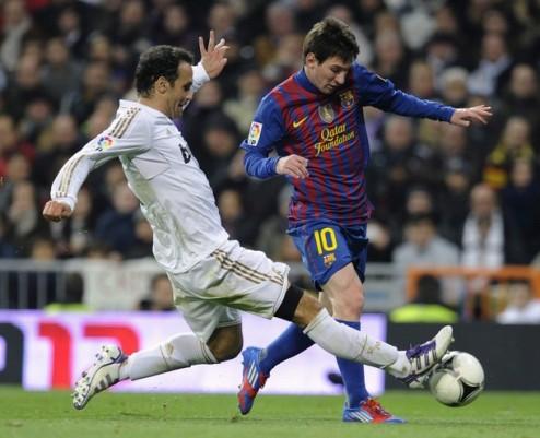 Реал оставил Карвальо за бортом