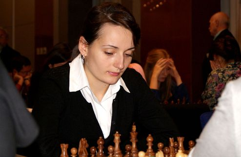 Шахматы. Лагно заняла третье место в Армении