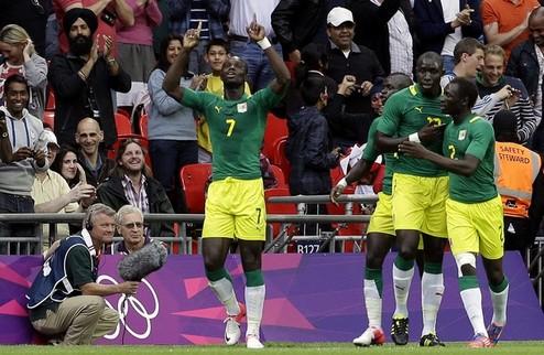 Сенегал бьет Уругвай