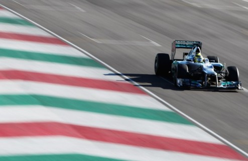 Формула-1. В 2013 году команды ограничатся тремя тестами