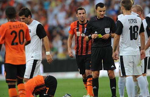 Сергей Бойко получил назначение на матч Лиги Европы