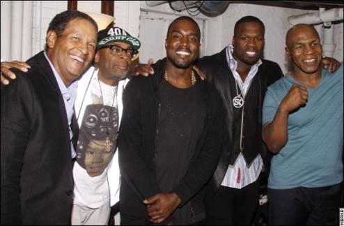 50 Cent � Kanye West �������� �������
