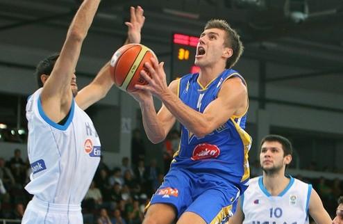 Азовмаш договорился с защитником сборной Боснии