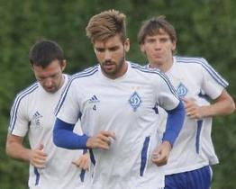 Динамо приступило к подготовке к матчу с Кривбассом
