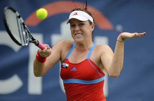 Вашингтон (WTA). Рыбарикова и Павлюченкова побеждают