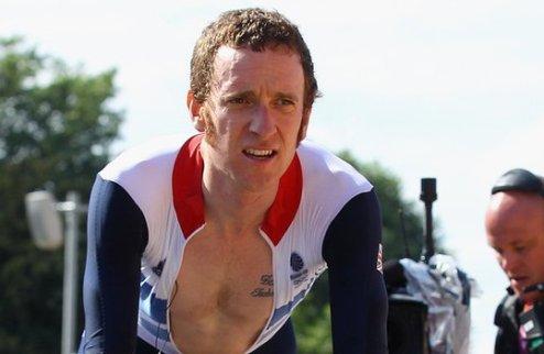 """Виггинс: """"Нет ничего лучше, чем выиграть Олимпиаду и Тур де Франс в один год"""""""