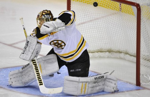 НХЛ. Раск не требовал от Бостона долгосрочный контракт