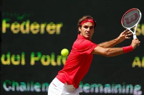 Федерер не сыграет в Торонто