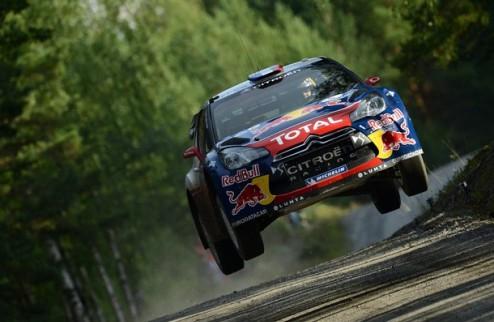 WRC. ����� ���������. 73-� ������ ����