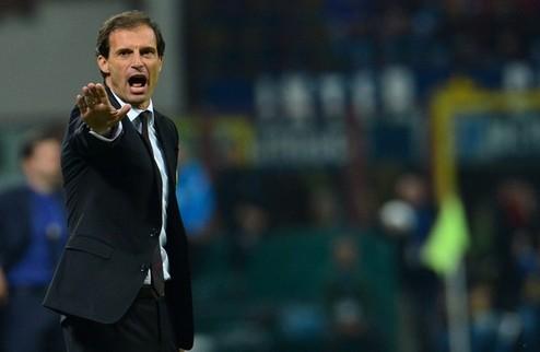 Аллегри объявил цели Милана на следующий сезон