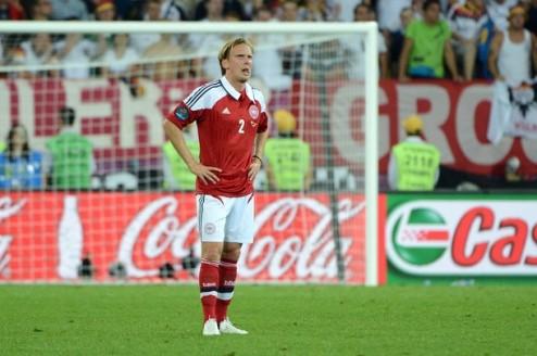 Поульсен завершил карьеру в сборной