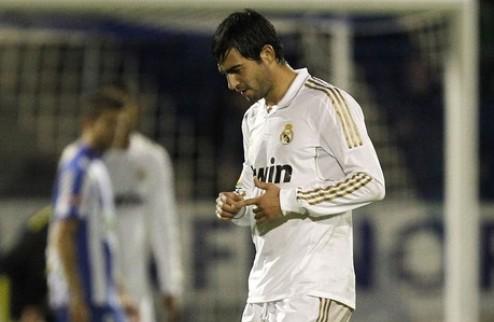 Альбиоль продлил контракт с Реалом