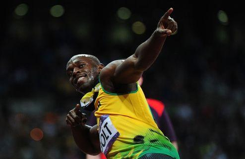 Болт станет диджеем на ямайской вечеринке в Брюсселе