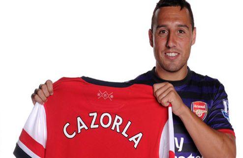 Официально: Касорла перешел в Арсенал