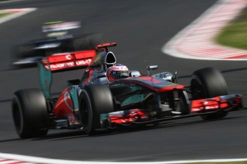 Формула-1. Баттон не собирается уходить в Феррари